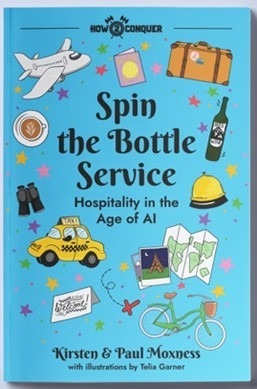 Spin The Bottle Service Book Cover